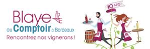 Blaye au comptoir - Bordeaux