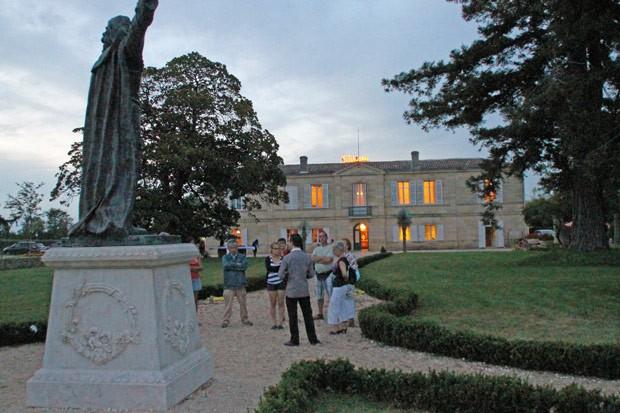 Blaye Côtes de Bordeaux - Promenons-nous au Château