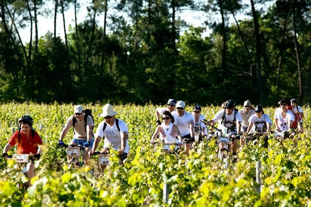 Blaye Côtes de Bordeaux - Nos circuit VTT