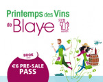 YOUR TASTING PASS FOR THE SPRING WINE FESTIVAL PRE-SALE!