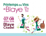 THE BLAYE SPRING WINE FESTIVAL IS BACK!